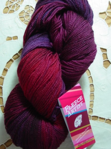 Fleece Artist Yarn