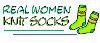 Real Women Knit Socks